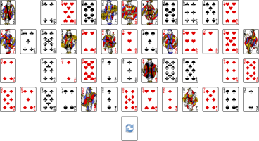 Play Free FreeCell Solitaire Online - Free Cell Green Felt Card Games