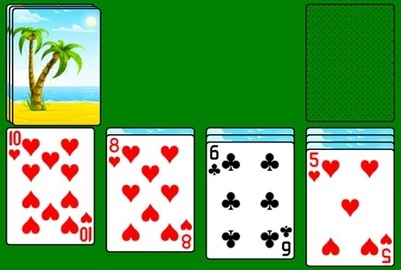 World of Solitaire: Free Green Felt Solitaire Card Games ...